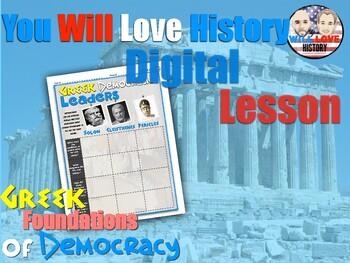 Greek Foundations of Democracy Digital Activity