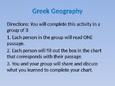 Greek Geography PPT