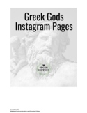 Greek God Olympians Instagram Pages