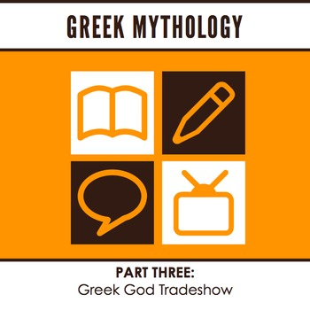 Greek God Tradeshow