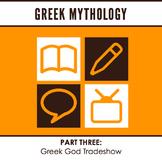Greek God Tradeshow