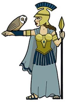 Greek Gods Clip Art