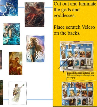 Greek Gods/Goddess In Class Support Matching Modification