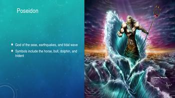 Greek Gods, Goddesses, and Monsters
