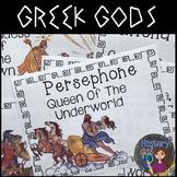 Greek Gods Printables
