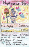 Greek Gods Trading Card Activity