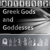 Greek Gods and Goddesses PowerPoint