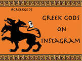Greek Gods on Instagram