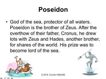 Greek Gods with Review Questions (Answers in PPT)
