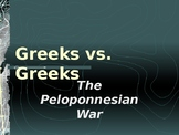 Greek History - Background to the Peloponnesian War