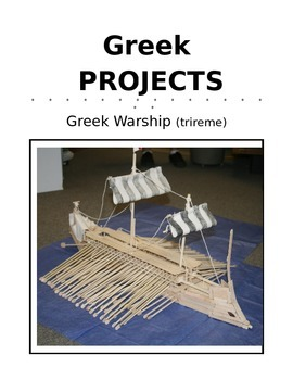 Greek History Projects