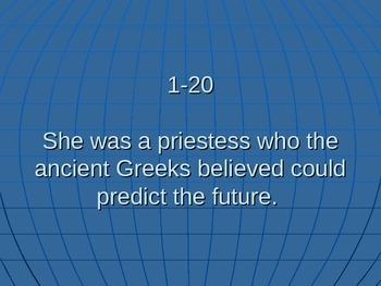 Greek Jeopardy Review Ancient Greece Religion Athens Lit Alexander