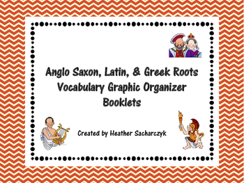 Greek, Latin, & Anglo Saxon Root Booklet