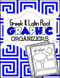 Greek & Latin Root Graphic Organizers