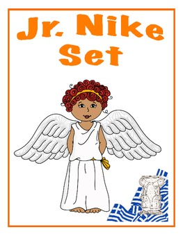 Greek & Latin Root-Prefixes & Suffixes Common Core -Vocabulary (Jr. Nike Set 1)