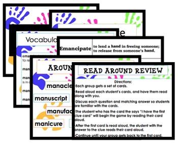 Root Word Bundle