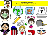 Greek / Latin Roots Clip Art Collection