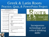 Greek & Latin Roots Resources