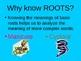 Greek & Latin Roots- Tri/Quad/Cycl/Manu