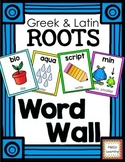 Greek and Latin Root Words