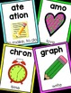 Greek & Latin Roots - Word Wall Cards