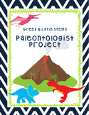 Greek & Latin Stems Paleontologist Project