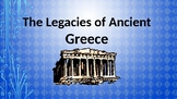 Greek Legacies Power Point