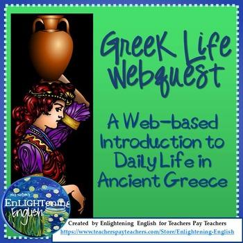 Greek Life Webquest (Antigone Intro)