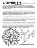 Greek Myth Labyrnith