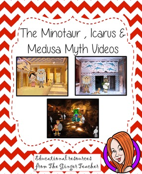Greek Myth Videos