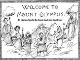 "Greek Myth ""Welcome to Mount Olympus"""