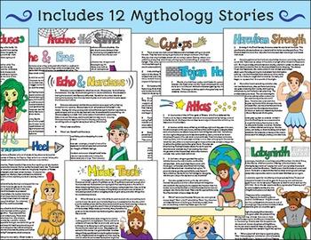 Greek Mythology Allusions