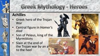 Ancient Greece: Greek Mythology