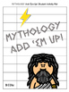 Greek Mythology Add 'Em Up! Math Activity (Version One)