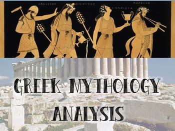 Greek Mythology Analysis