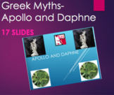 Greek Mythology - Apollo and Daphne PPT