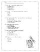 Greek Mythology Assessment