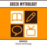 Greek Mythology  BUNDLE