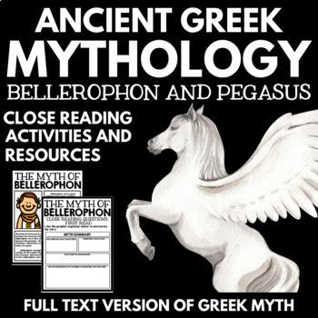 Greek Mythology Unit Close Reading