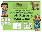 Greek Mythology Board Game