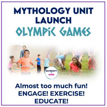 Greek Mythology Bundle (Still Growing!)