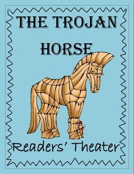 Greek Mythology Common Core - Readers' Theater The Trojan Horse
