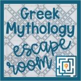Greek Mythology Escape Room (Distance Learning)