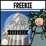 Greek Mythology Freebie