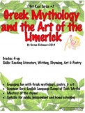 Greek Mythology & Fun with Limericks: Common Core Lesson Plan for Poetry