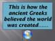 Greek Mythology Introductory Presentation