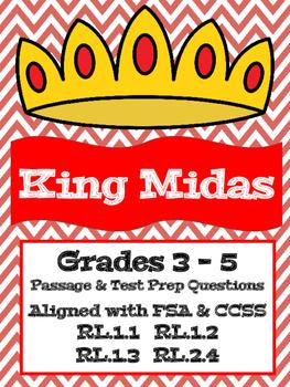 Greek Mythology: King Midas - Aligned with FSA