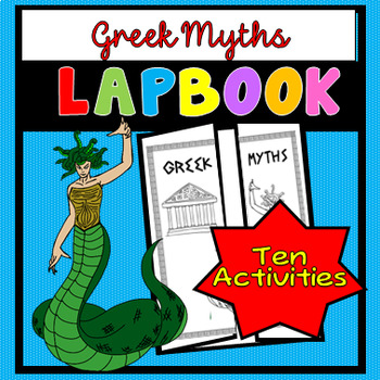 Greek Mythology Lapbook