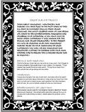 Greek Mythology Magazine/Tabloid Project
