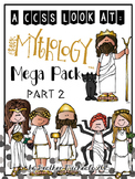 Greek Mythology CCSS Mega Pack Part 2